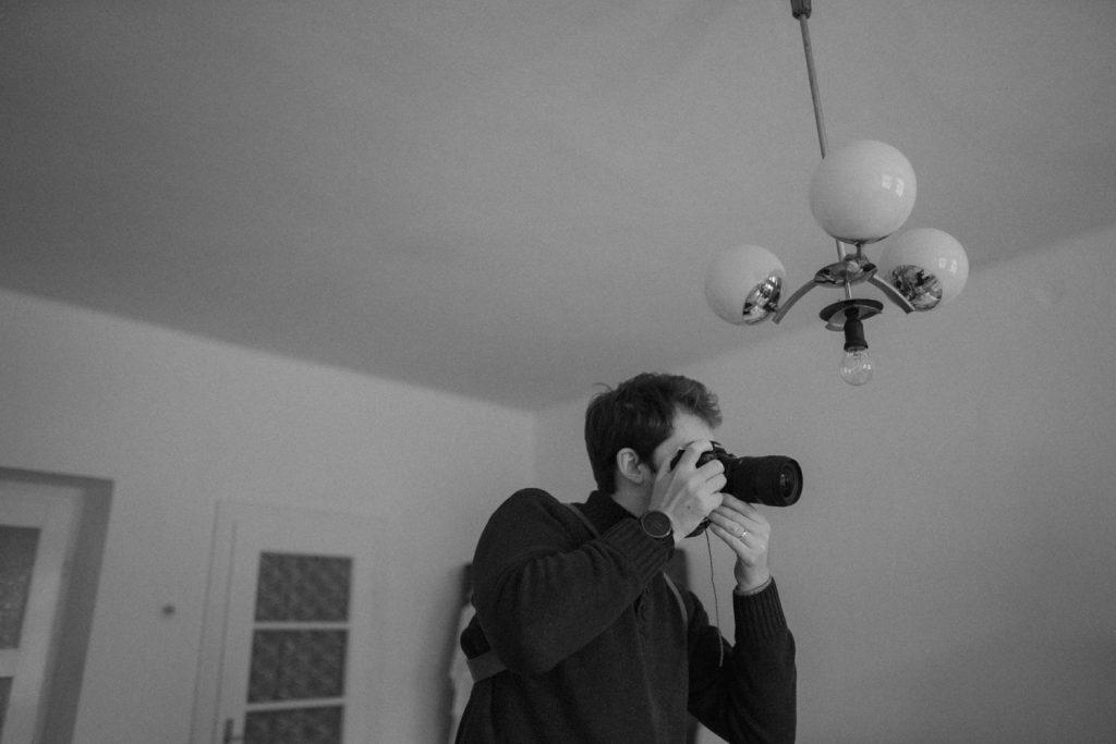 Editorial - Making of - Zeleny den Bosaca